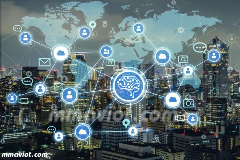 تاثیر اینترنت اشیا بر هوش مصنوعی